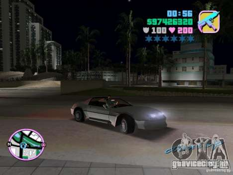 Phobos VT из Gta Liberty City Stories для GTA Vice City
