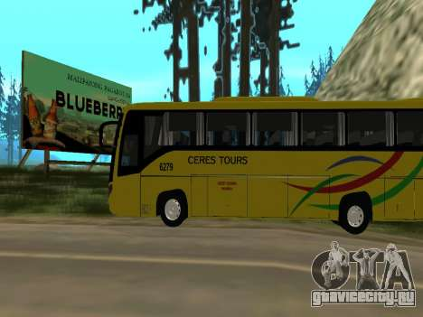 Yanson Viking - CERES TOURS 6279 для GTA San Andreas вид слева
