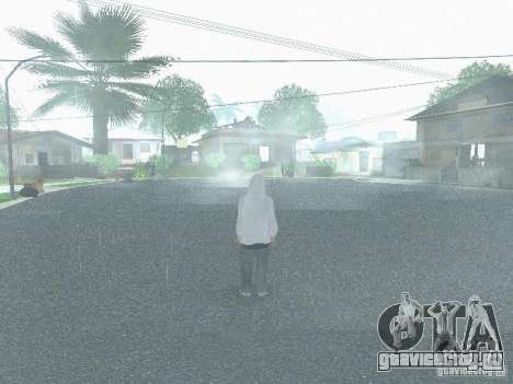 New ColorMod Realistic для GTA San Andreas третий скриншот
