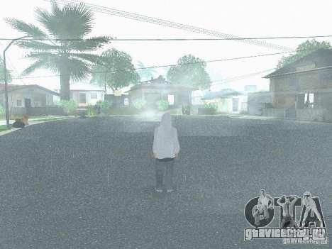 New ColorMod Realistic для GTA San Andreas третий скриншот