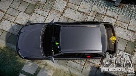 Honda Civic EK9 Tuning для GTA 4 вид сверху