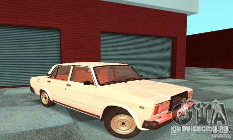 Ваз 2107 v.3 для GTA San Andreas