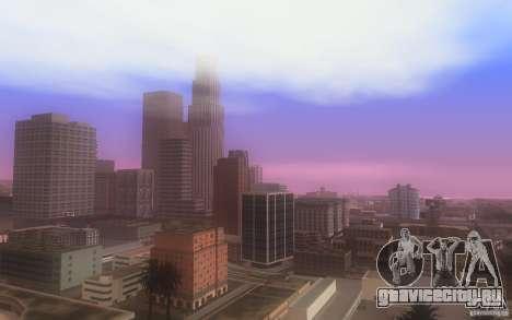 Настройка ENBSeries для слабых ПК для GTA San Andreas