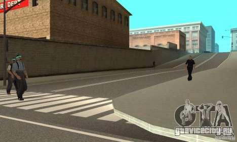New Streets v2 для GTA San Andreas третий скриншот