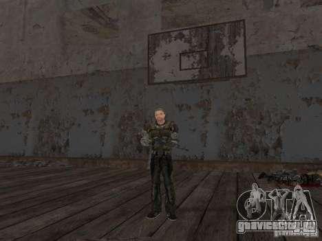 Дегтярев из Сталкера для GTA San Andreas восьмой скриншот