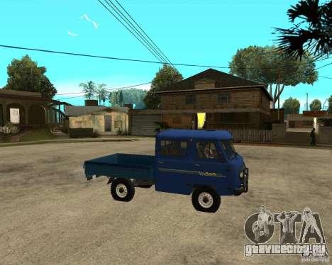 УАЗ 39094 для GTA San Andreas вид справа
