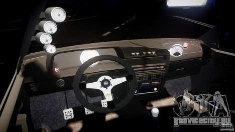 ВАЗ 2109 Lada для GTA 4 вид справа
