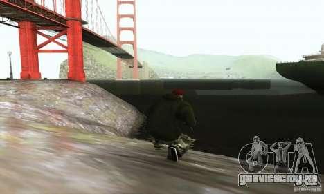 iPrend ENBSeries v1.3 Final для GTA San Andreas пятый скриншот