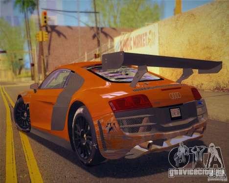 GTA IV Scratches Style для GTA San Andreas второй скриншот