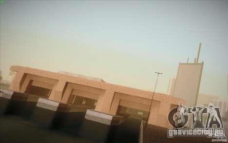 New SF Army Base v1.0 для GTA San Andreas второй скриншот