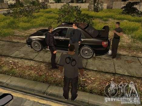 MAFIA Gang для GTA San Andreas