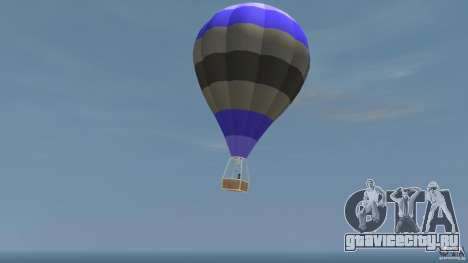 Balloon Tours option 8 для GTA 4 вид слева