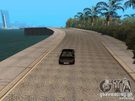 Остров с  особняком для GTA San Andreas седьмой скриншот