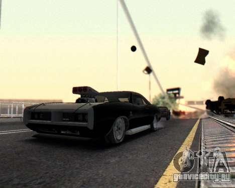 Real World ENBSeries v5.0 Final для GTA San Andreas пятый скриншот