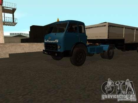 МАЗ-504 А для GTA San Andreas
