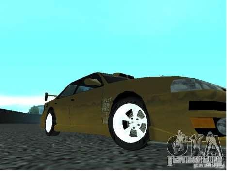 Deluxo Wheels Mod для GTA San Andreas девятый скриншот