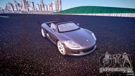 Porsche Carrera GT v.2.5 для GTA 4