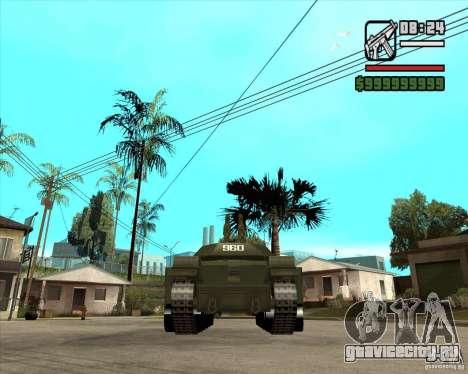 TT-140 mb для GTA San Andreas вид справа