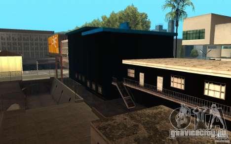 Кинотеатр Киномакс. для GTA San Andreas третий скриншот