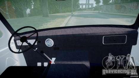 УАЗ 3741 для GTA 4 вид справа