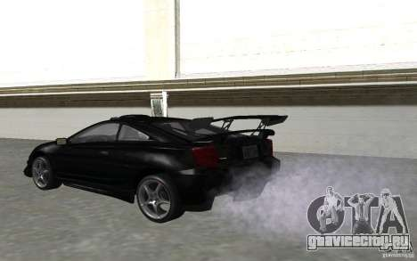 Toyota Celica для GTA San Andreas вид сбоку