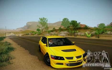 ENBSeries by muSHa v5.0 для GTA San Andreas пятый скриншот