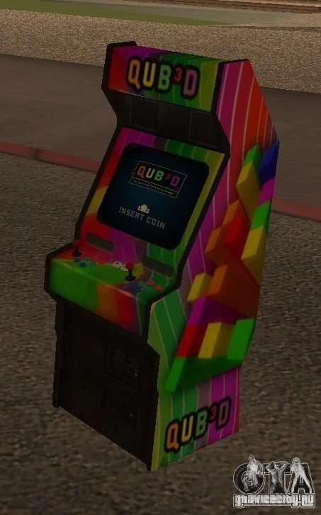 Автоматы из GTA 4 для GTA San Andreas