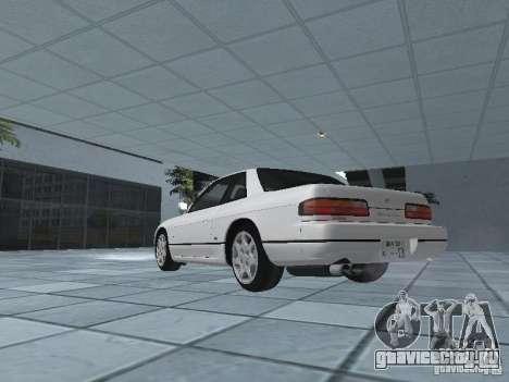 Nissan Silvia PS13 для GTA San Andreas вид справа