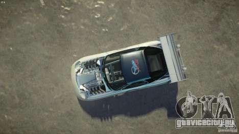 Mazda rx7 Dragster для GTA 4 вид справа