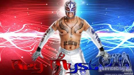 Загрузочные экраны WWE 2012 для GTA San Andreas седьмой скриншот