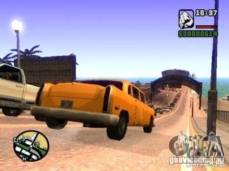 Timecyc BETA 2.0 для GTA San Andreas пятый скриншот