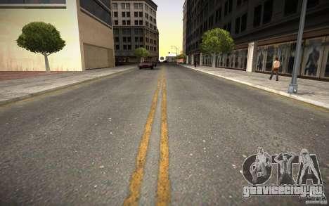 HD Дороги (GTA 4 in SA) для GTA San Andreas