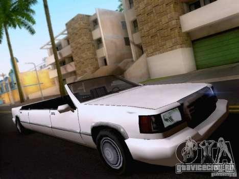 Stretch Cabrio для GTA San Andreas