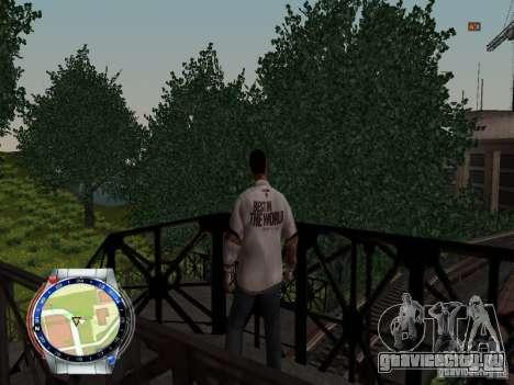 CM PUNK 2011 attaer для GTA San Andreas четвёртый скриншот