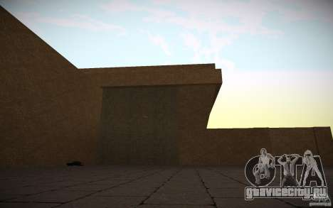 SF Army Re-Textured для GTA San Andreas пятый скриншот