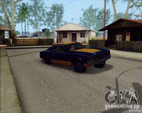 SA_Mod v1.0 для GTA San Andreas третий скриншот