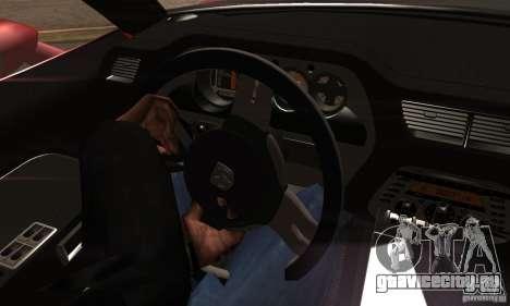 Dodge Challenger SRT8 для GTA San Andreas вид справа