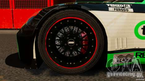 Alfa Romeo 8C Competizione Body Kit 2 для GTA 4 вид сбоку