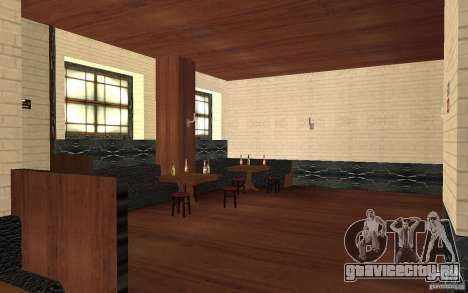 Новый бар в Гантоне v.2 для GTA San Andreas четвёртый скриншот
