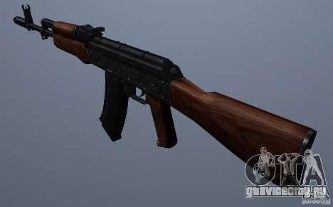 AKM для GTA San Andreas второй скриншот