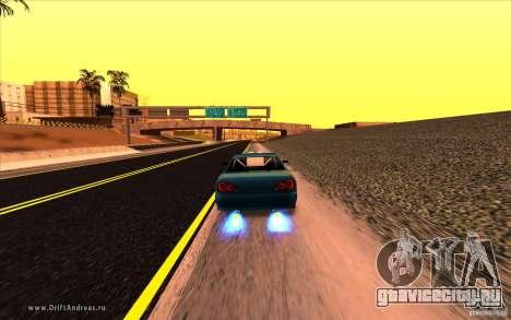 ENBSeries by MEdved для GTA San Andreas четвёртый скриншот