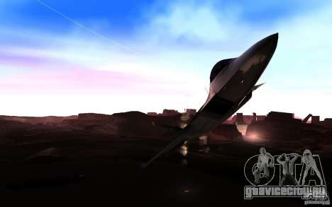 Настройка ENBSeries для слабых ПК для GTA San Andreas третий скриншот