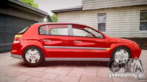 Opel Signum 1.9 CDTi 2005 для GTA 4 вид сзади