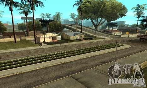 Grove Street 2013 v1 для GTA San Andreas одинадцатый скриншот