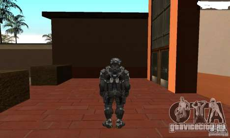 Crysis NanoSuit 2 для GTA San Andreas третий скриншот