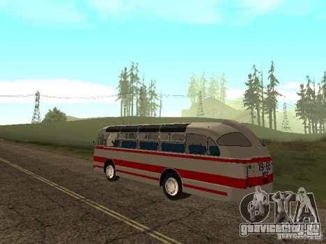 ЛАЗ 697Е Турист для GTA San Andreas вид слева