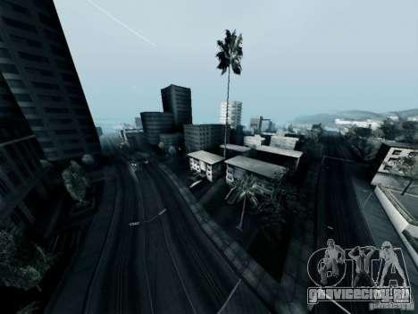 Setan ENBSeries для GTA San Andreas второй скриншот