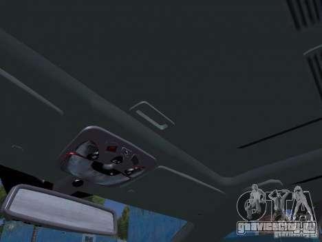 Mercedes-Benz CLK55 AMG для GTA San Andreas салон