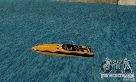 GTAIV TBOGT Blade для GTA San Andreas вид слева
