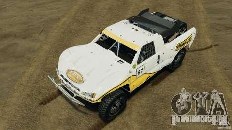 Chevrolet Silverado CK-1500 Stock Baja [EPM] для GTA 4 салон